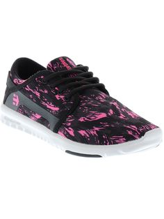 Etnies Black Pink Scout Womens Shoe | Etnies | FreestyleXtreme