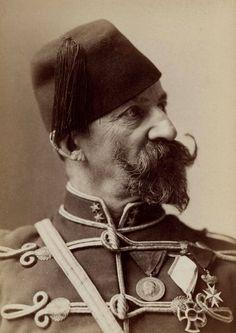 Napoleon Sarony (1821-1896) - American Photograper.