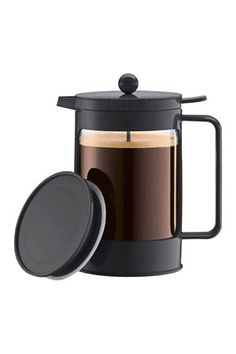 Good idea!  I may have to pick up one of these coffee presses if I really get into the iced coffee thing :)