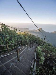Adam's Peak: Trekking Sri Lanka's most sacred mountain - Asia - Travel - The Independent