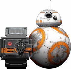 Per tutti gli appassionati di Star Wars: il droide BB-8 prodotto da Sphero si muove proprio come nel film!