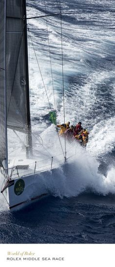 for this stormy waters you need teamwork