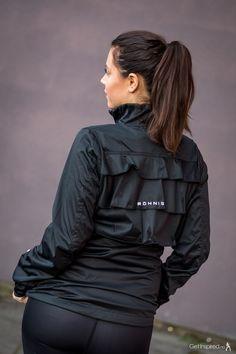 Röhnisch Fiona Run Jacket Sport Wear, Clothing Items, Athleisure, Winter Jackets, Running, Workout, My Style, Sports, How To Wear