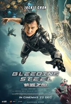 Jackie Chan released a sci-fi thriller last year called Bleeding Steel. Unfortunately for Chan, the movie was a complete flop. But it has at. Movie Plot, Film Movie, Jackie Chan Movies, New Movies 2020, Free Tv Shows, Cinema Movies, Full Movies Download, Family Movies, Action Movies
