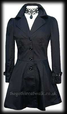 77190a68db8 21 Best Gothic Jackets   Coats images