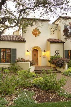 Palo Alto Mediterranean by Conrado Home Builders.