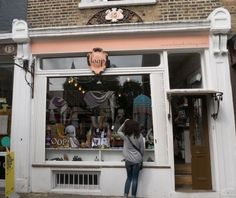 Knit shops London