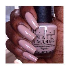 thenudeboutique | taupe nude nails #nudenails #nudeisthenewblack