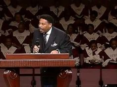 Tony Evans - Jehovah Shalom: The Lord Is Peace
