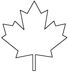 Maple Leaf Coloring Page . Maple Leaf Coloring Page . Sycamore Leaf Template Coloring Page No 1 Leaf Coloring Page, Flag Coloring Pages, Coloring Sheets, Coloring Pages For Kids, Colouring, Leaves Template Free Printable, Maple Leaf Template, Free Printable Coloring Pages, Owl Templates