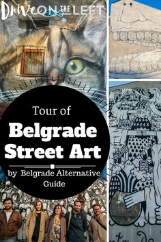 A look at our time spent with Belgrade Alternative Guides, on their fantastic Belgrade street art tour. So much to learn in this fascinating city.