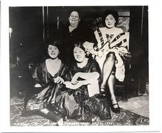 Parlor girls