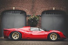 Ferrari P4 by Amy Shore