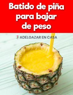Detox, Pineapple, Fruit, Tips, Food, Healthy Meal Prep, Easy Recipes, Deserts, Pine Apple