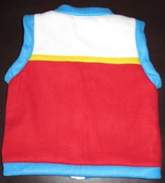 Paw patrol Ryder inspired jacket for teletha by Hamnascreations