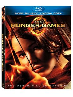 """The Hunger Games"" on Blu-Ray. $24.99"