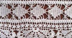 http://www.liveinternet.ru/users/4465973/post327189713 http://loza10.blogspot.com/2014/10/crochet-edges.html?m=1
