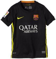 Nike F.C. Barcelona - Camiseta de fútbol, 3ª equipación, 2013-14 #camiseta #starwars #marvel #gift