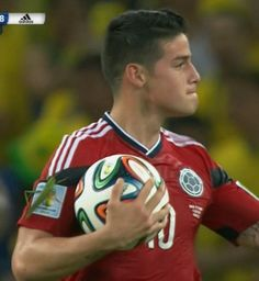 James Rodriguez, Brazil, a bad ref and Billy the Bug