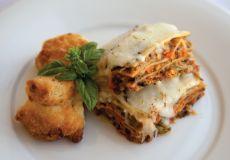Vegetarian Lasagna from Chef Todd @ Thrive Life