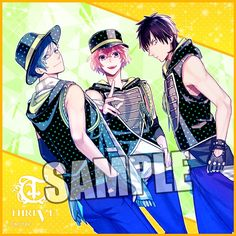 Hand Towel - B-Project: Kodou*Ambitious
