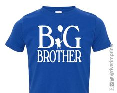 I/'m Going To Be A Big BROTHER #1 KIDS TEE 6 Months TO 18-20=XL Newest style Hot!