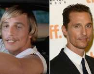 The 'Dazed and Confused' Cast: Then VS. Now - imgur