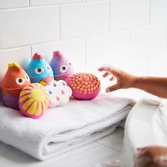 Try something different this #Easter! Trade in the sugary sweets for decadent bath bombs. Which one would you reach for?