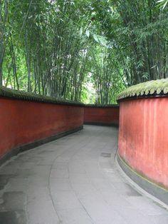 Jardins du temple Wuhou #sichuan #chengdu #china
