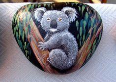 Koala rock by Nevuela on DeviantArt