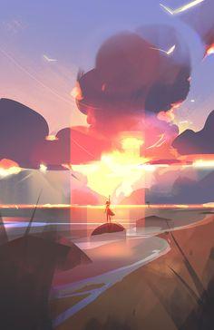 The Art Of Animation, Jenny Yu - http://jennyyuu.tumblr.com -...