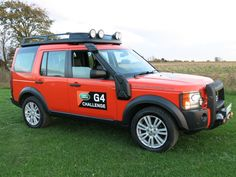 Land Rover Discovery HSE G4 for the 2009 challenge | eBay