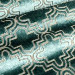 This mosaic patterned Cut-Pile jacquard has a modern, art-deco inspired feel perfect for upholstering chairs and sofas. This fabric has a soft hand and a shimmery gleam when it catches the light. Luxurious and classy! Art Deco Fabric, Fabric Design, Upholstering Chairs, Pattern Cutting, Mosaic Patterns, Design Projects, Primary Colors, Sofas, Modern Art