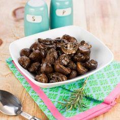 ... Mushrooms on Pinterest | Roasted mushrooms, Mushrooms and Oven roasted
