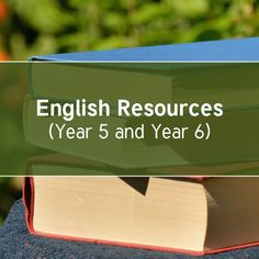English Resources- Year 5 and Year 6 English Resources, Year 6, Classroom Displays, Phonics, Grammar, Spelling, Literacy, Communication, Language