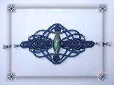 Celtic spirit bracelet by NagKanya on Etsy Celtic, Crochet Earrings, Spirit, Bracelets, Etsy, Jewelry, Jewlery, Bijoux, Jewerly