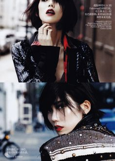 tao okamoto por Lachlan Bailey moda china agosto 2011 a través de los modelos asiáticos 3