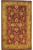 Rochelle I Area Rug - Wool Rugs - Traditional Rugs. 2 x 3 and 2.3 x 7.6 in this red/gold color