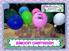 Science for Kids: Balloon Chemistry