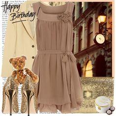 Happy Birthday for my dear Sarah!!!!!!, created by karineminzonwilson.polyvore.com