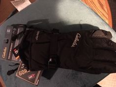 Cabela's heavy weight Gor-tex gloves with thinsulate insulation BLACK SIZE XL #Cabelas #WinterGloves