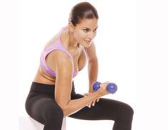 para o musculo do tchau parar de balançar e preciso fortalecer o triceps