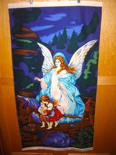 24 Best Guardian Angel Kids On Bridge Images Guardian Angels