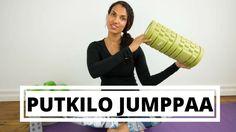 FOAMROLLER JAKEHONHUOLTO| #WellnessWed