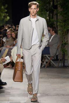 Hermès Spring 2016   Men's Fashion   Menswear   Men's Casual Outfit   Moda Masculina   Shop at designerclothingfans.com
