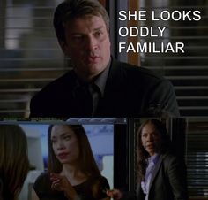 "Gina Torres ( Zoe Washburne in ""Firefly"") makes an appearance on Castle in season 5"
