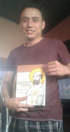Erick Torres nos envía desde Nicaragua una foto de uno de nuestros libros para el album.