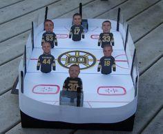 Hockey Valentines Box