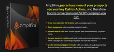 Amplifire Review+BEST BONUS+Discount & Boost Your Conversions & Grow Your Subscriber List 3x Faster Warrior Forum Classified Ads