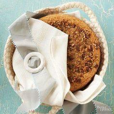 Pumpkin and Crandberry Coffee Cake
